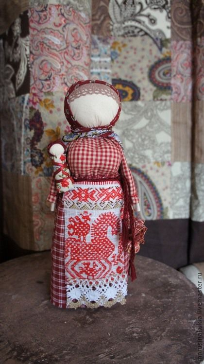 """Народные куклы ручной работы. Ярмарка Мастеров - ручная работа Кукла  народная """"Берегиня дома"""". Handmade."""