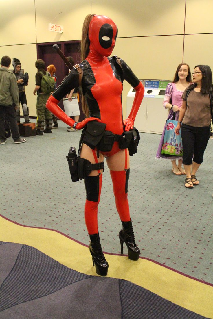 #Deadpool #cosplay