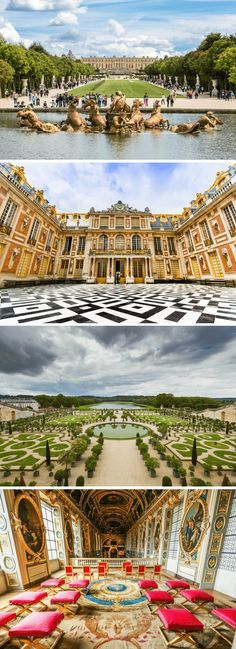 Versailles palace and gardens | 10 things you have to see your first time in Paris | Avenly Lane Travel