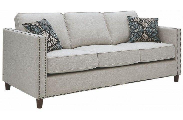 Coltrane Putty Sofa, 506251, Coaster Furniture