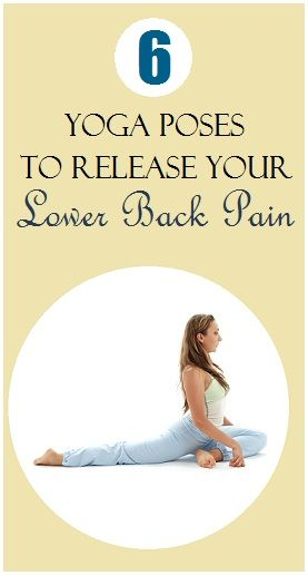 6 Yoga Poses Benefit you to Release your lower Back Pain..
