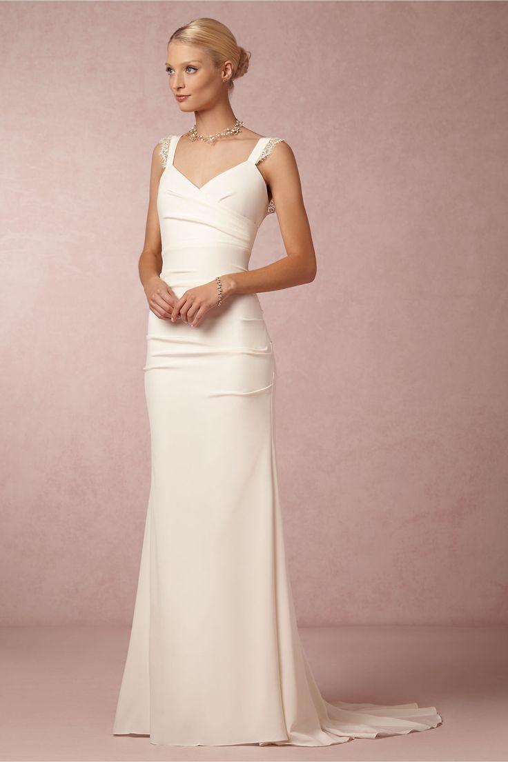 The dress garden - Alexis Gown From Bhldn Budget Wedding Dressesgarden
