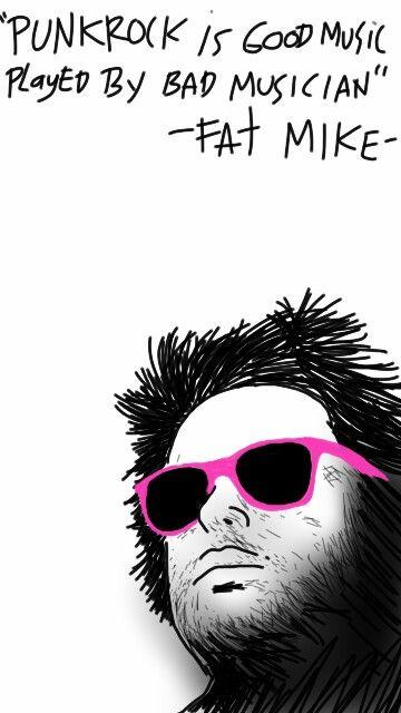 3 #fatmike #autodesk #punkrock