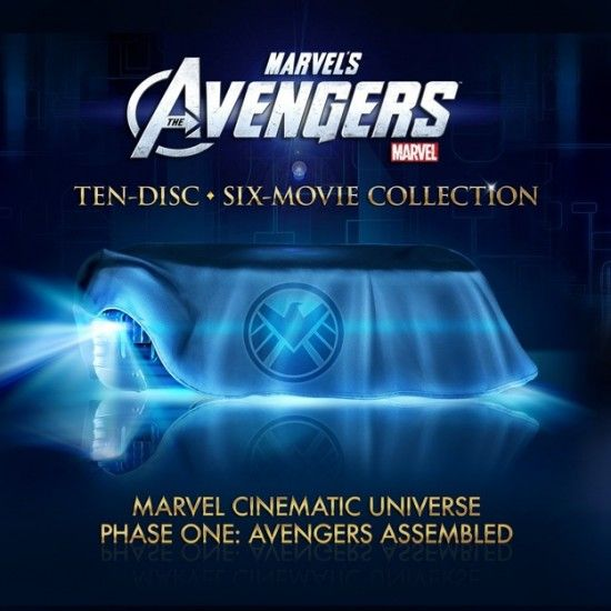 """In the immortal words of my friend Katie Depue, """"Buy me things.""""Collector Sets, Marvel Movie, Bluray, Marvel Cinematic, Blu Ray Sets, Boxes Sets, Cinematic Universe, Avengers Assembly, The Avengers"""