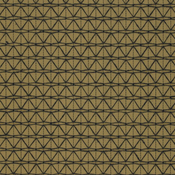 Maharam - Ply Mesh Black/Tan   For The Accent Chair