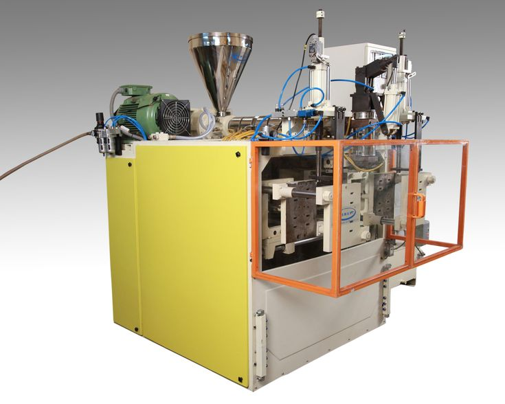 """Smart launched its new """"DS – Series"""" of Double Station Extrusion Blow Moulding Machines Capacity 250ml to 5000ml"""