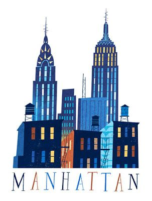 Manhattan by Jamey Christoph