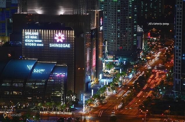 Шинсегай – #Южная_Корея #Пусан (#KR_26) Shinsegae Centum City в корейском городе Бусан - мечта шопоголиков, крупнейший в мире универмаг! http://ru.esosedi.org/KR/26/1000126547/shinsegay/