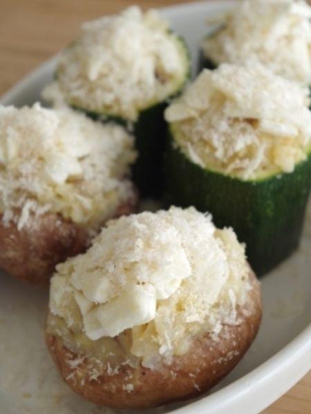 ズッキーニの丸ごとクリーミードリア by 清水えり | レシピサイト「Nadia | ナディア」プロの料理を無料で検索