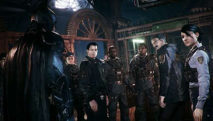 Batman Arkham Knight PC Game Screenshots