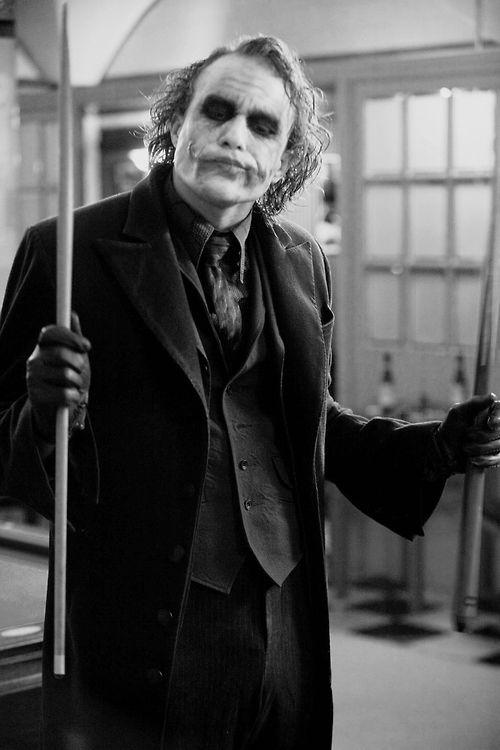 Heath Ledger - Batman
