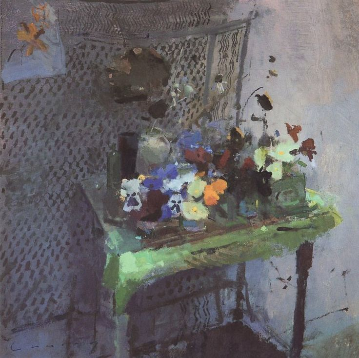 Fred Cuming SpringStillLife1995