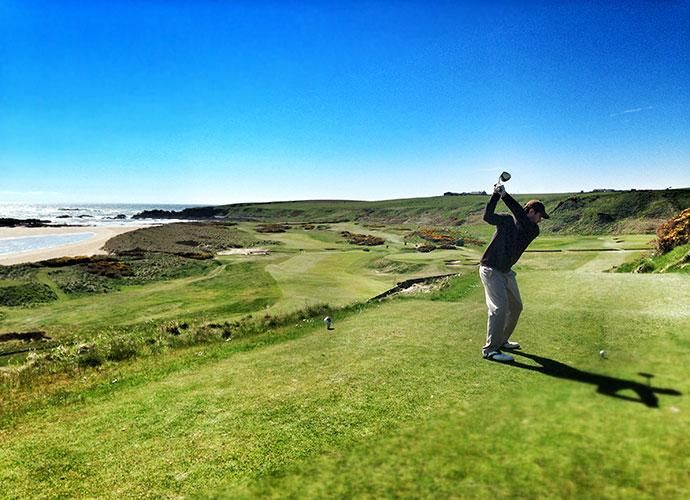Golf Courses, Golf Clubs, Road Trips, Scotland