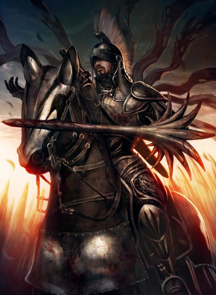 Zems-Mercenary Knight   Mario Wibisono - Raynkazuya ...