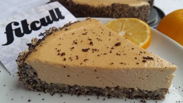 Cheesecake makovy