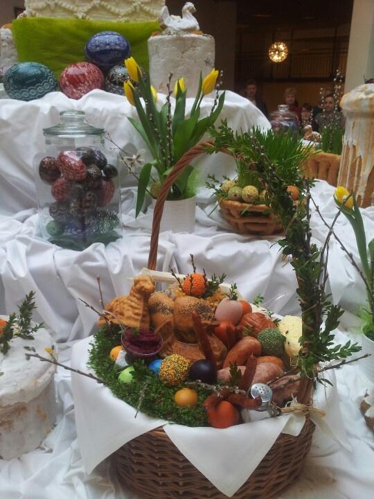 Świecenie pokarmów w Hotelu Ossa