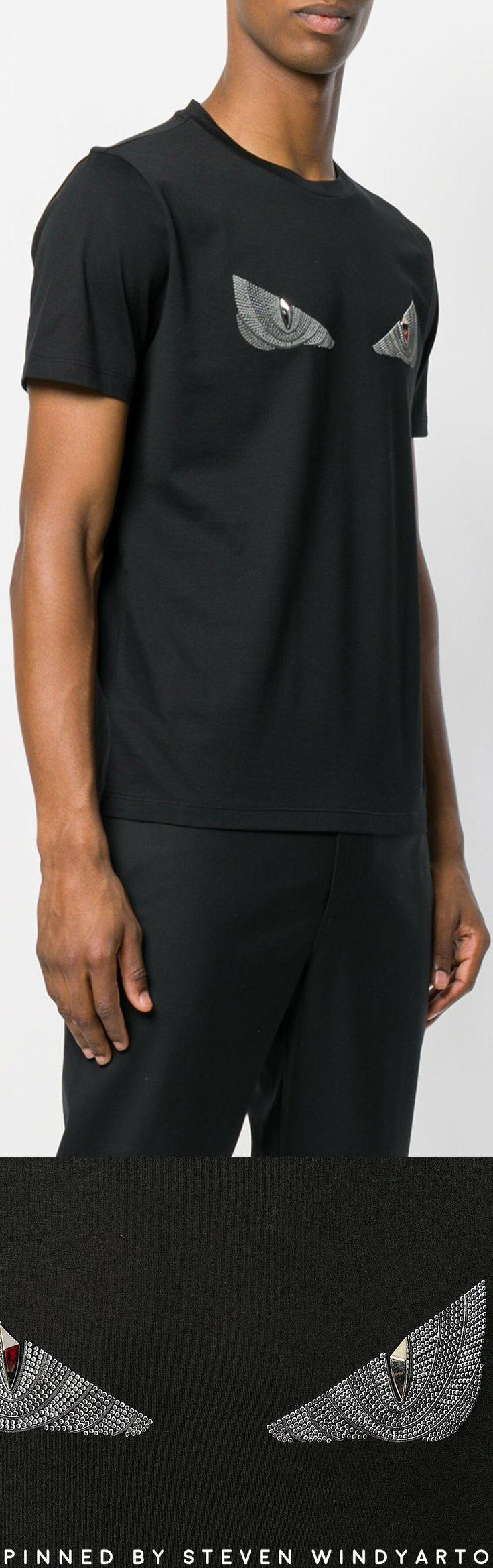 Fendi - Bag Bugs T-shirt #tshirt #tshirts