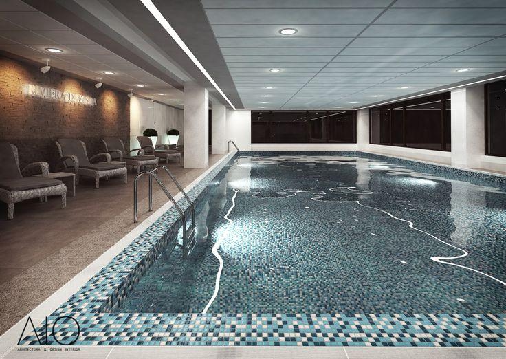 Riviera Spa & Pool | Riviera Luxury Residence