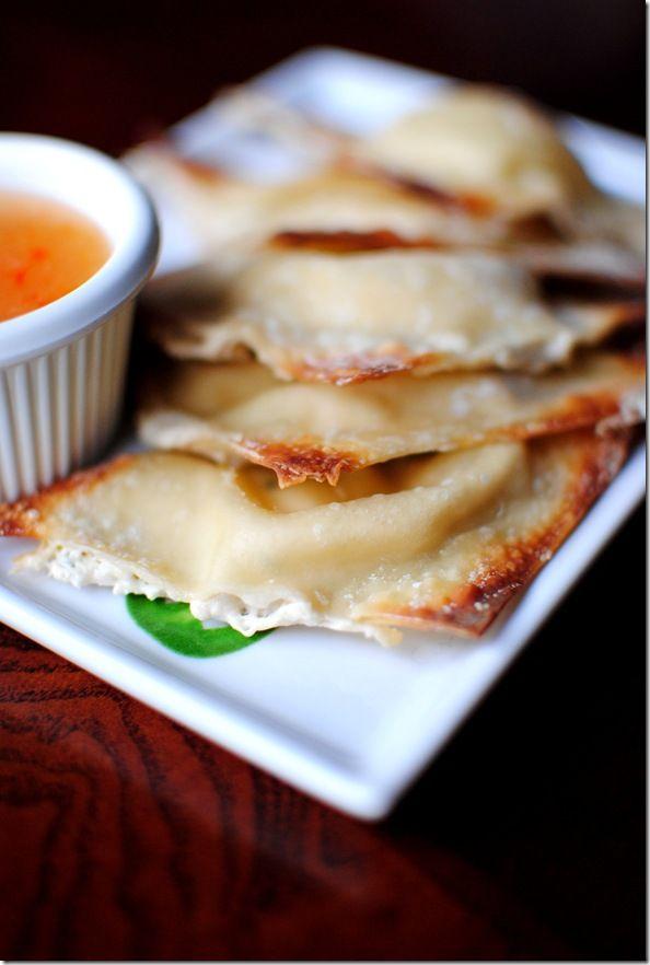 Baked Crab Rangoon | Recipes | Pinterest