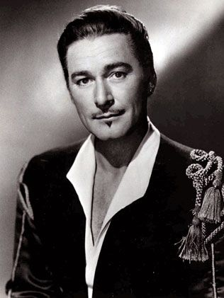 Two words: Errol Flynn. An amazing life, an amazing actor - born Hobart, Tasmania.