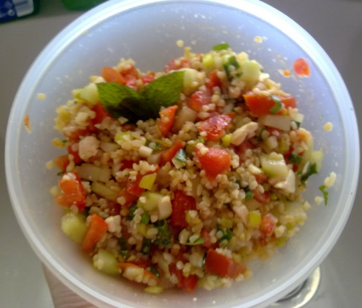 #Ταμπουλε #Summer Salad