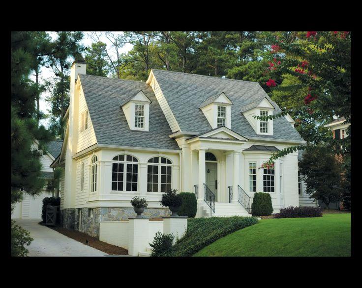 1930's Cottage Renovation by Stephen Fuller Designs - Atlanta