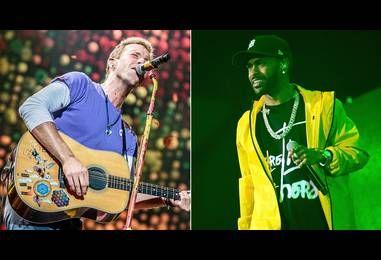 Hear Coldplay's Uplifting New Song With Big Sean