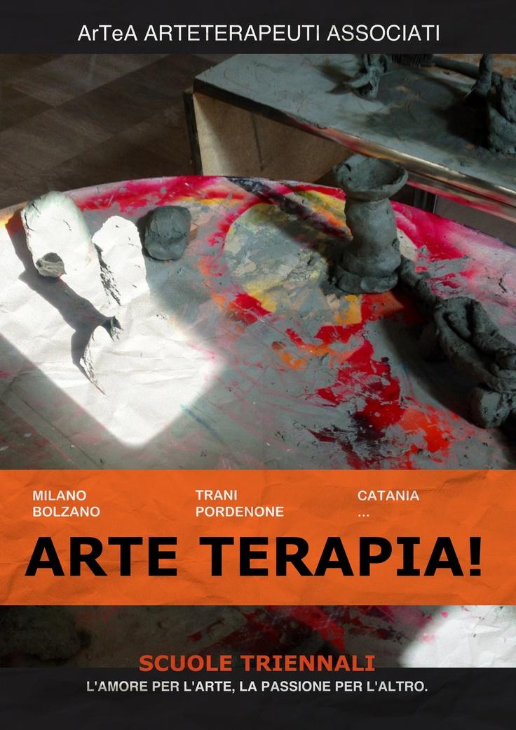 Scuole di Arteterapia, art THERAPY