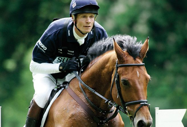 William Fox-Pitt is widely recognised as one of the outstanding sportsmen of his generation.
