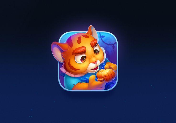Treasure Hunter - Game Art on Behance