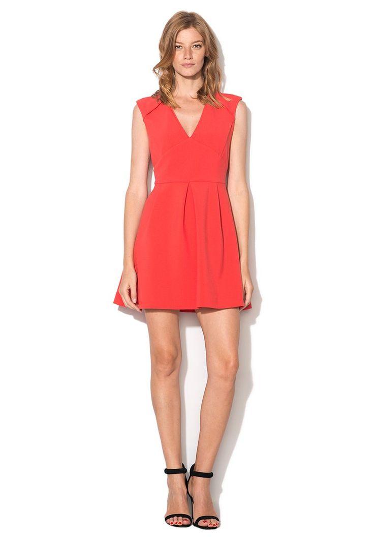 Korallszín Ujjatlan Ruha a IKKS márkától és további hasonló termékek a Fashion Days oldalán
