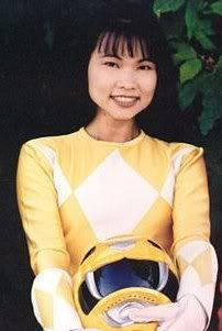 Trini kwan the original yellow power