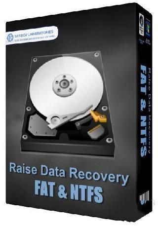 Raise Data Recovery for FAT v5 14 Incl Keymaker-CORE + NTFS