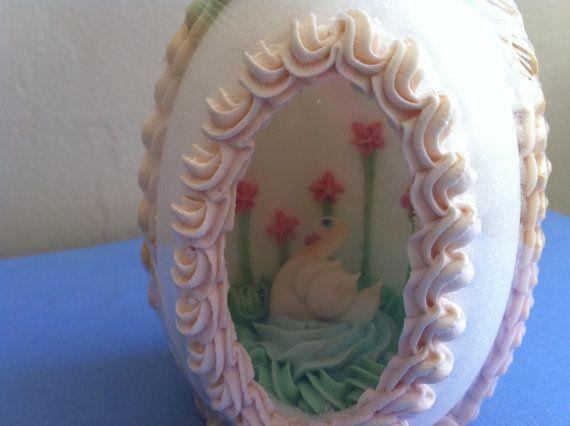 Have vintage sugar eggs rather remarkable