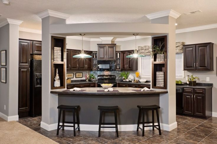 Clayton Homes Saaaweet In 2019 Mobile Home Kitchens