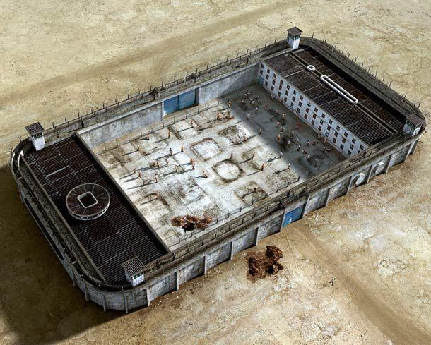Prisoners of technology - Go outside