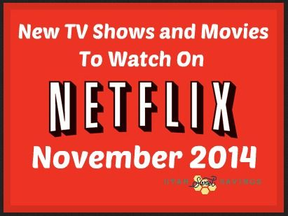 Netflix New Novemeber 2014 Netflix Instant Streaming: New TV Shows and Movies in NOVEMBER 2014!