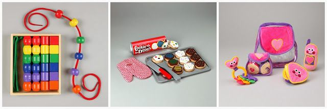 Christmas Gift List TheNotQuiteMilitaryWife.com Check these neat ideas out for toddler Christmas presents!