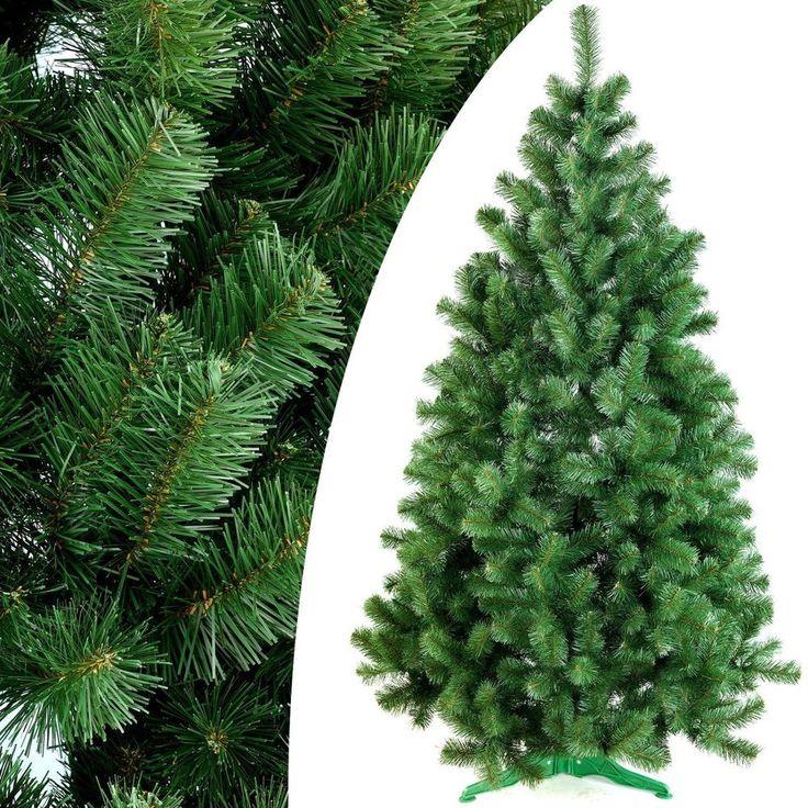 Weihnachtsbaum Künstlicher Tannenbaum 270 cm Christbaum Grün Weihnachtsdekor