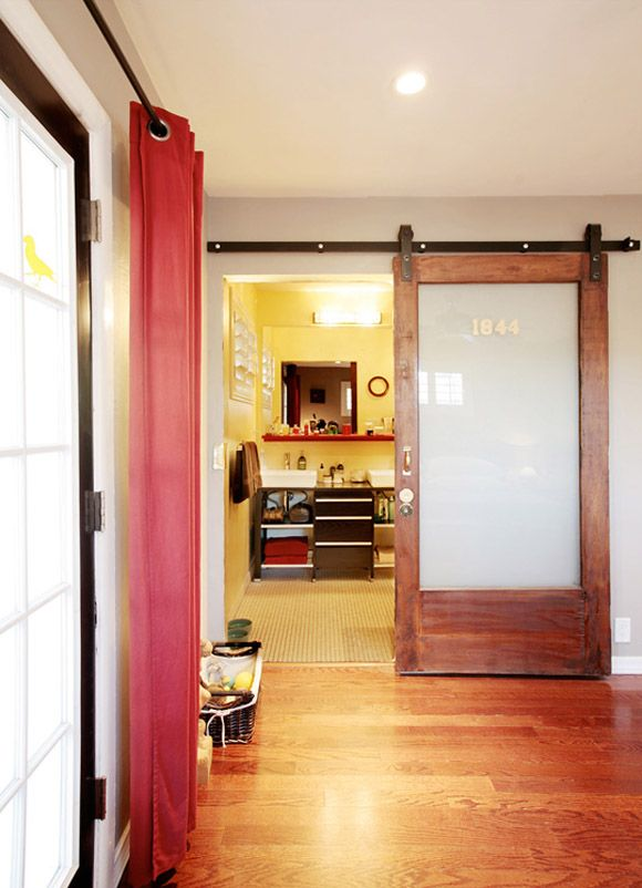 62 Best Images About Bathroom Remodel On Pinterest Sliding Barn Doors Glass Block Windows And