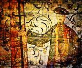 Karolinerna i Allmoge konsten