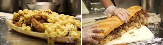 man v food munchies 420 cafe fat sandy