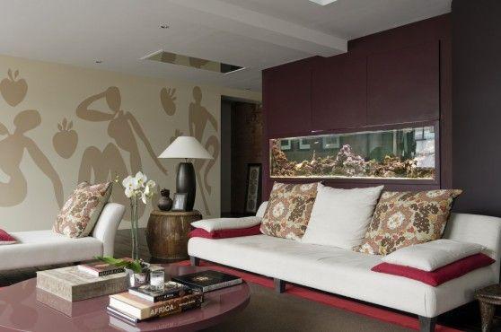 Obývací pokoje inspirace fotogalerie