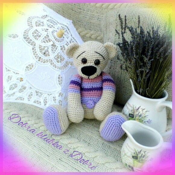 Medvídek lavender