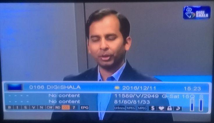 डिजिटल पेमेंट की जानकारी के लिए भारत सरकार ने नया टीवी चैनल Digishala शुरू किया - Latest Free Dish Updates i... | @scoopit http://sco.lt/...