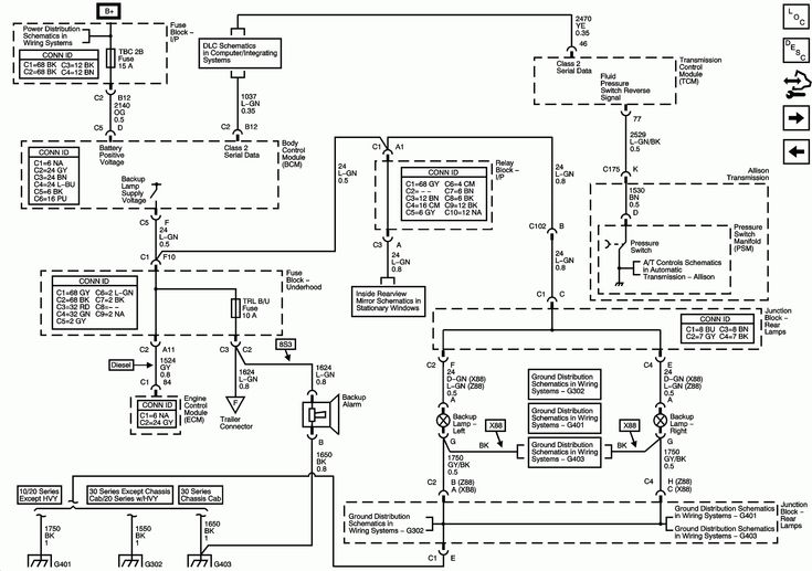 15+ 2006 Chevy Truck Wiring Diagram ...