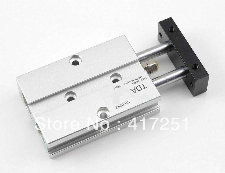 $17.25 (Buy here: https://alitems.com/g/1e8d114494ebda23ff8b16525dc3e8/?i=5&ulp=https%3A%2F%2Fwww.aliexpress.com%2Fitem%2FCylinder-TDA10-60-Compact-Type-Dual-Rod-Cylinder-Double-Acting-10-60mm-Accept-custom%2F1692288996.html ) Cylinder TDA10-60 Compact Type Dual Rod Cylinder Double Acting 10-60mm Accept custom for just $17.25