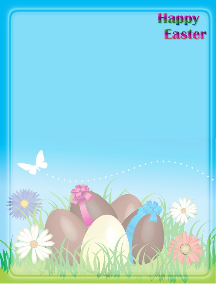 104 Best Easter Stationery Images On Pinterest | Stationery