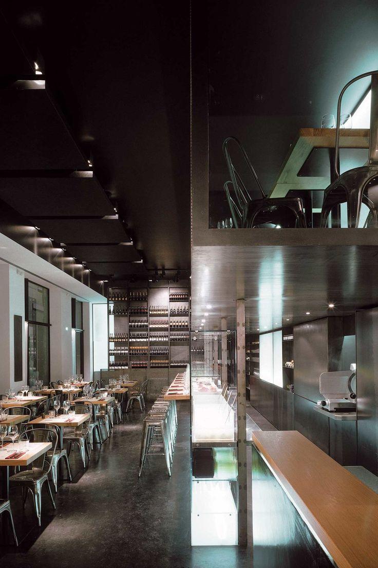 Labics · Obikà Restaurants. Roma, London, New York · Divisare