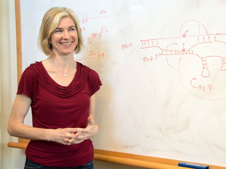 Jennifer Doudna used to worry that her science wasn't doing anything important. Then some basic research led her team to a discovery that could one day be crucial in healing some genetic diseases. NPR. October 13, 2014.